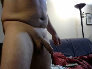 like my shaved dick and balls?