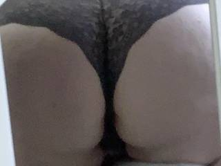 What do you think of my new panties? Is my butt too big?