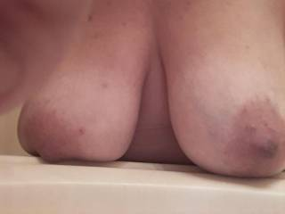 Nipple shot