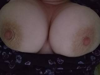 Do you like my hard nipples? Do you want to lick them?