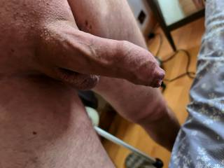 semi hard shaven