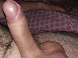 Here is my just shaved cock for you ladies. Do you like?