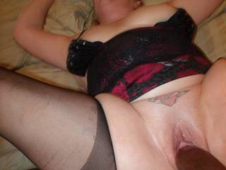 She Was In Ecstasy as I Slid My Black Cock Inside Her White Pussy
