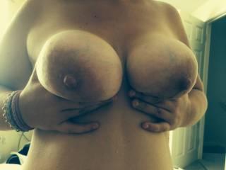 Beautiful Tits, quite a handful