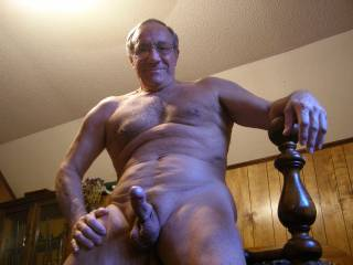 mature cock for you