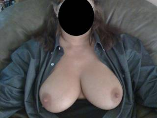 I'd like to shoot my cum all over them.