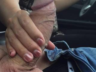 Smell cock after anal