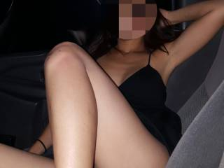 My sexy asian wife ready for a night out