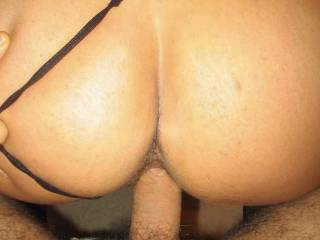 Mmmm so thick in my tight pussy...can you stretch it more?