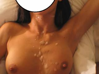 covered with hubby jizz