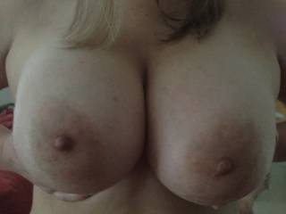 Ready for a titty fucking