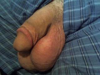 Just resting for a bit - big balls I\'m told...