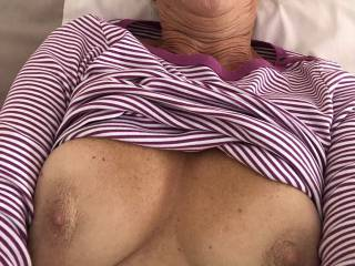Maggy tease from aboard