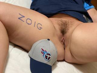 Thought we'd give some Zoig love...