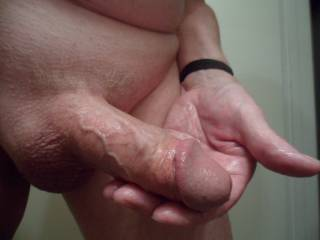 A picture of my dick