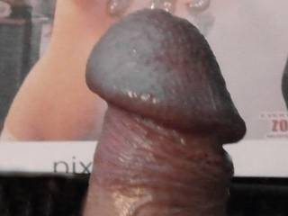to pixiequeen  you got some more cum on your tits