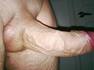 Big veiny cock