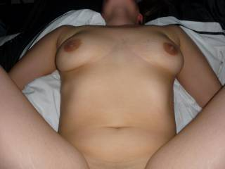 So many things but i would certainly finish by cumming over her belly and tits.