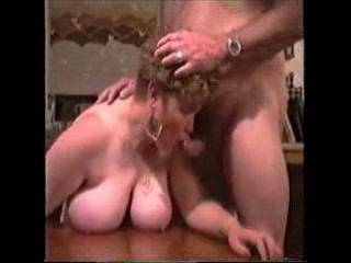 wife sucking mate cock