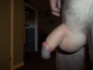 guess you got a few full loads of cum in those magnificent balls?