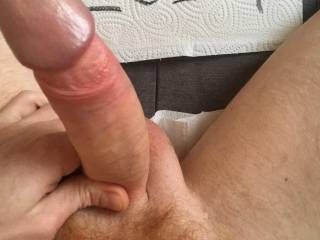 Do you like this red hairy dick ?
