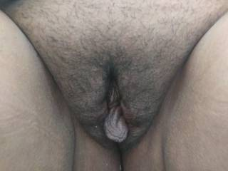 Her pussy