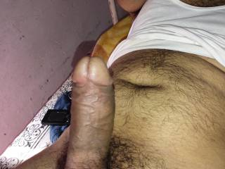 You want my big dick