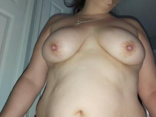 Big tits out