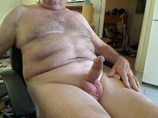 you are welcome,to suck or play with it,i lov e that lovely body of yours as well,would you like to web cam for a bit of fun
