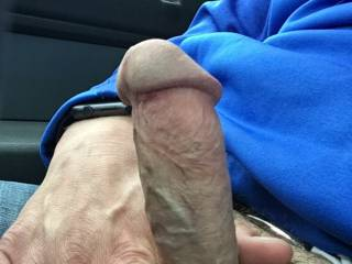My throbbing cock....