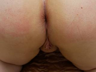 Sir found out I was being naughty on chat and gave me a good spanking! Was I being a naughty girl?