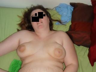 love her big tits and curvy body its so inviting