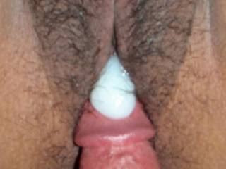 This naughty girl needed a good fucking...hubby gave it to me!