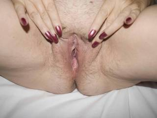 OooHhh Yessssssssssss I want to give her juicy succulent pussy a good good licking making her cum drenching my lips then stretching those juicy wet lips with my thick meaty hard cock for a balls slappying deep fucking and both of us cumming wildly, and pumping her sweet pussy full of nice hot cream!!