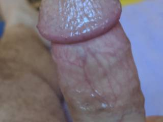 Hubby up and ready