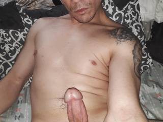 He was so hard love all of his cock