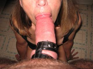 If she is still hungry I have a thick cock full of cum for her.