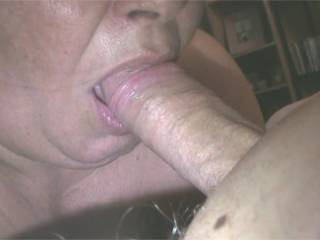 Submitted photo of wife with black cock