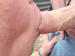 after helping her play i needed to cum
