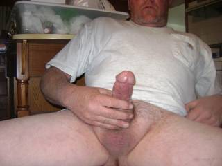 That's a good looking cock...seems like a lot of guys want to suck it...