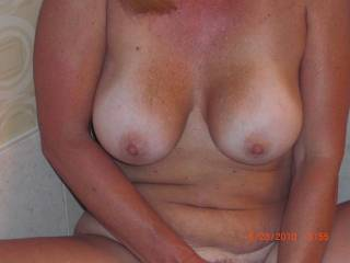 Love them!  Would love to jizz all over ur tan lines