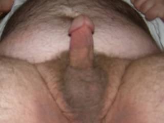 another shot of my dick at attention