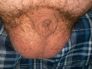 I'll suck the little head right out of that foreskin and work those hairy balls too!!!