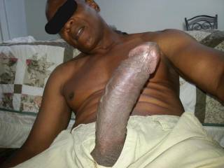 Long Thick Black Cock