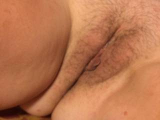 Close up of her sweet tasty pussy. She taste so good!!!