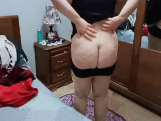 hope you like my great ass,