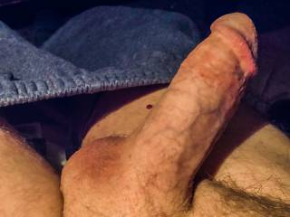 Swollen penis for you.