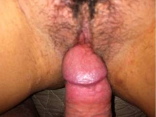 I can see why!  I would love to see a pic like that with your jizz all over her pussy!