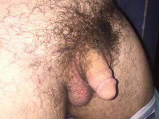 Love Hairy Dick
