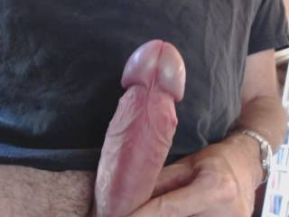 Since I had nothing else to show for now more cocks untill I have time to shoot us and her...hope you like what you see. I always post in the dicks section it is less pretentious as  some of our fellow zoig guys are real big cocks....I wish